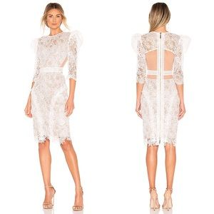 New Bronx & Banco Madeleine Lace Dress